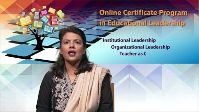 AIOU Online courses in Education | Dr. Afshan Huma interview